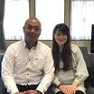 ☆元レーサーの黒田吉隆夫妻は、幸せいっぱい☆