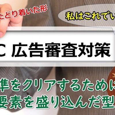 PPCアフィリエイトサイトの広告審査対策についての記事に添付されている画像