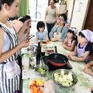 2周年記念!春休み子ども料理体験レッスン料が半額にの記事より