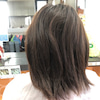 オイルケアカラー+髪質改善でツヤツヤに♪の画像