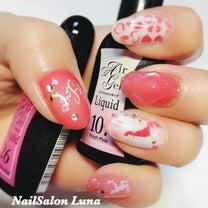 バレンタインネイル♡の記事に添付されている画像