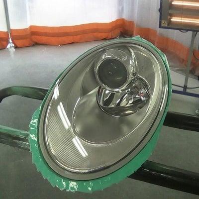 ニュービートル ヘッドライト研磨 フォグ洗浄 センターカバー取り付けの記事に添付されている画像
