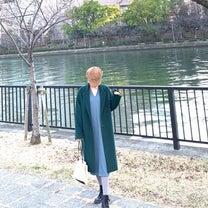 《GU》この冬1番買ってよかった形が綺麗なコート♪3coinsのカラータイツで遊の記事に添付されている画像