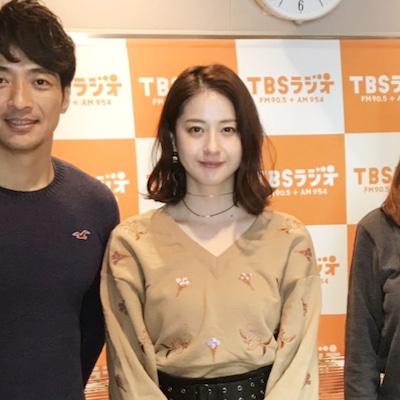 女優・松本若菜さんとの記事に添付されている画像