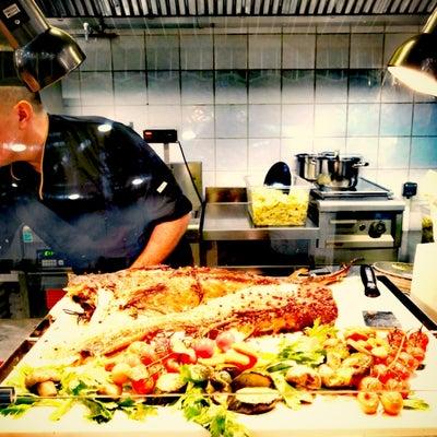 6ユーロの豪華フレンチ -  平日・社食ランチデート❤️の記事に添付されている画像