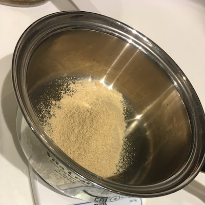 手作り実験レポ★米ぬか美容液の記事に添付されている画像