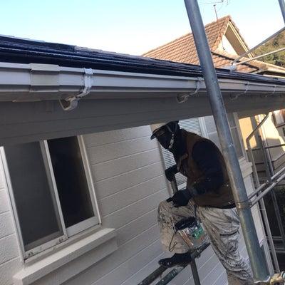 住宅塗り替え樋塗り完了しましたの記事に添付されている画像