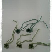 地味~な作業(グレイッシュピンクのミトン)の記事に添付されている画像