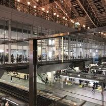 JR大阪駅、夜のイルミの広場をぶらり旅。の記事に添付されている画像