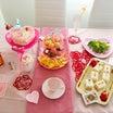 【アリスバースデー】スーパーのお菓子&ケーキをかわいくするワザ