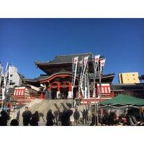 初観音の大須観音骨董市への記事に添付されている画像