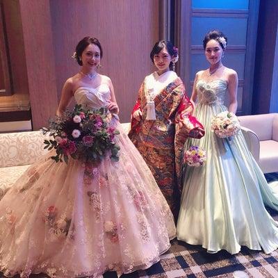 夢のような憧れドレス♡の記事に添付されている画像