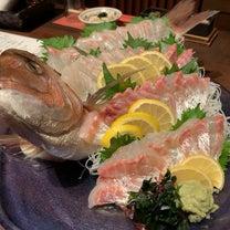 鯛の姿作りの記事に添付されている画像