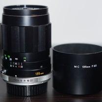 MINOLTA MC TELE ROKKOR-QD 135mm F3.5の記事に添付されている画像