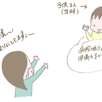 【妊娠記録】里帰りの注意点の記事に添付されている画像