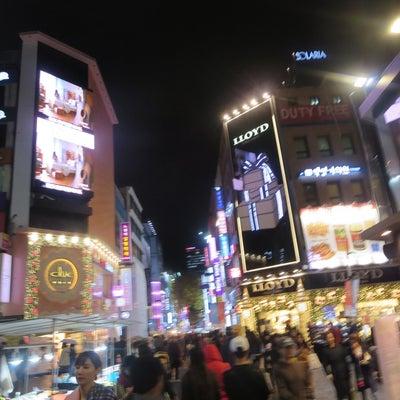 2015ねん11月ソウルの旅★④ 晩御飯とアカスリとの記事に添付されている画像