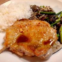 今日のなよちゃ飯~ガリバタチキンプレートの記事に添付されている画像