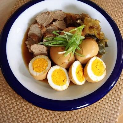 フライパンで作る[簡単]煮豚~卵入り~/リクエストの[ガレットレシピ]の記事に添付されている画像