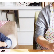 娘との親子レッスン♡作ったものは…の記事に添付されている画像