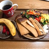 ゼロ円食堂な朝ご飯で痩せる!今朝の体重と食べて痩せるリアル朝ごはんの記事に添付されている画像