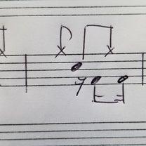 1拍の大切さ。ドラムは楽しい、と海斗君。の記事に添付されている画像