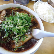 新福菜館 京都 宇治付近 中華そばの記事に添付されている画像