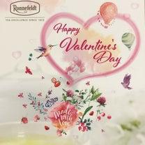 バレンタインフェアの記事に添付されている画像