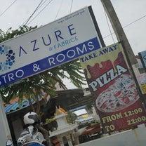 サイアム通り近くの郊外のリゾートレストランの記事に添付されている画像
