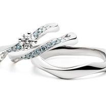 躍動感溢れる瑞々しい婚約指輪 結婚指輪 雅 横浜元町店の記事に添付されている画像