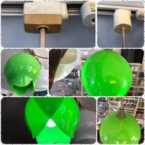 つぼみチューリップ照明 緑色の記事に添付されている画像