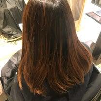 黒染めした髪の毛は褪色すると赤くなる!黒染めの染料は濃いからこそ、打ち消す!の記事に添付されている画像