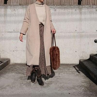ウエスタンブーツに初レオパ柄スカートの記事に添付されている画像