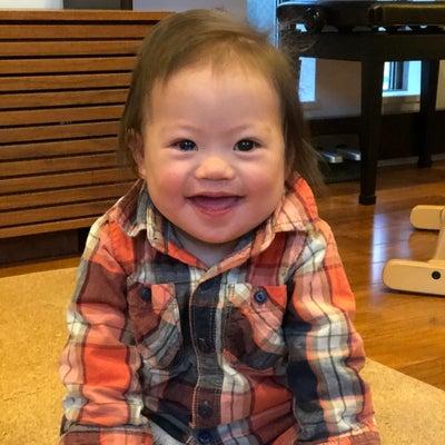 息子ベビー 1歳3ヶ月の記事に添付されている画像