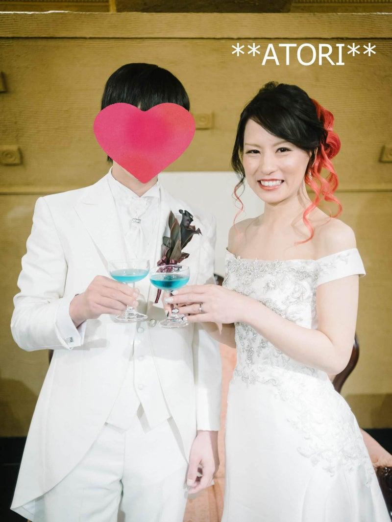 結婚式ネイルチップ感想