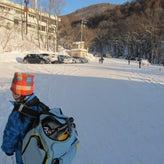 子供といっしょにスキー!