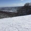 所属区のスキー教室でした