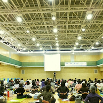大阪府 岸和田市主催 市民公開講座 健康 講演会 講師 by 南青山パーソナルトの記事に添付されている画像