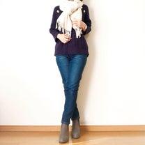冬のコーデ、白の取り入れ方の記事に添付されている画像