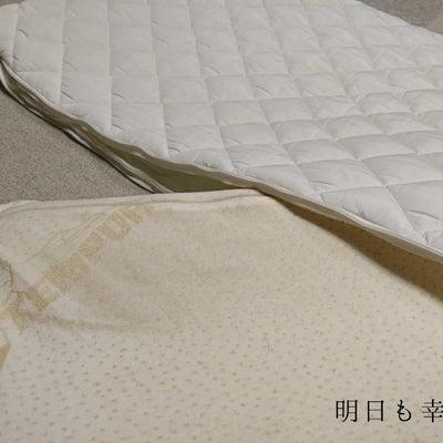 効果を実感したニトリの寝具の記事に添付されている画像