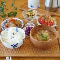 常備菜で楽々晩ごはんの記事に添付されている画像