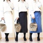 【ユニクロ】即全色買い!♡心がザワザワした、新作スカートを紹介!
