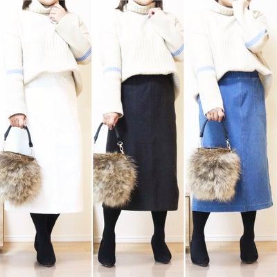 【ユニクロ】即全色買い!♡心がザワザワした、新作スカートを紹介!の記事に添付されている画像
