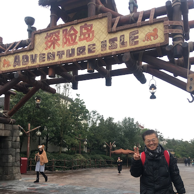 上海ディズニー★2日目③の記事に添付されている画像