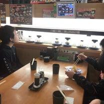 回転寿司の記事に添付されている画像