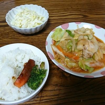 ワーキングママのお夕飯【タッカルビ】の記事に添付されている画像