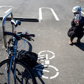 サイクリングとグルメ楽しみing@今治の猫好き婦人