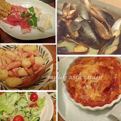 家ご飯&モチノキの下に☆の記事に添付されている画像