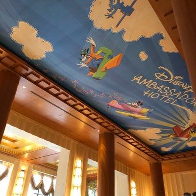 アンバサダーホテルの記事に添付されている画像