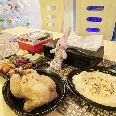 自宅クリスマスの記事に添付されている画像