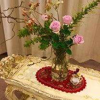 今週のお花の記事に添付されている画像